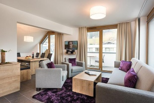 Type Alpine Dreams i Apartments Central i Zell am See