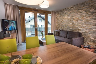 Type Alpine Classic i Apartments Central i Zell am See