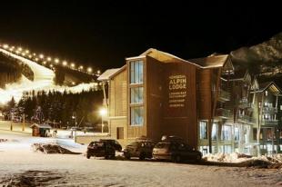 Alpin Lodge Type C - 14 personer
