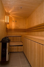 Sauna | Alpin Lodge Type C i Hemsedal