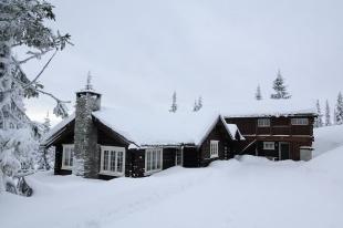 Kvitfjellgard Hytte - 15-20 personer