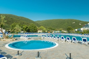 Hotel Narcis i Rabac - sommerferie i Kroatien
