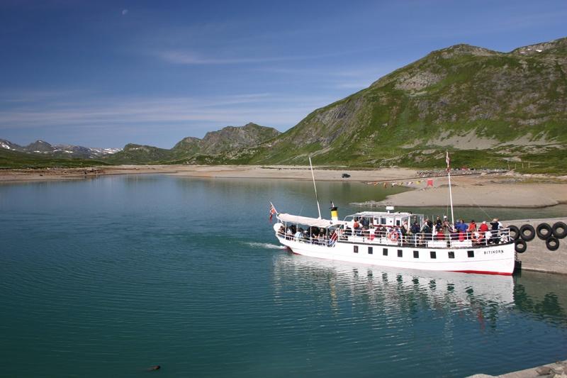 sommerferie i norge Sandnessjøen