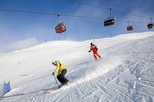skirejser til italien