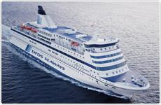 Færge DFDS - Den stille vej til skiferie i Norge