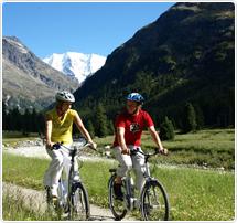 Cykelferie i Østrig med hele familien