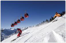 Skiferie i Østrig - Dachstein West, Fieberbunn, Flachau, Gastein, Kitzbühel, Loser, Saalbach/Hinterglemm, St. Johann, Sölden, Wagrain, Wilder Kaiser og Zell am See