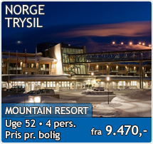 Mountain Resort- Trysil - Skiferie i Norge 2020-2021
