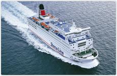 Færge Stena Line - kom godt af sted på skiferie i Norge og Sverige