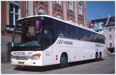 Bustransport til skfierie i Sverige