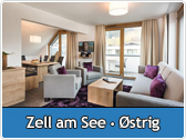 Apartment Central - Zell am See - Skiferie i Østrig